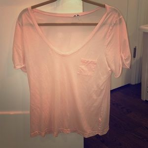 V-Neck T-Shirt.